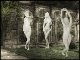 Garden of the Maidens by creativeguy59