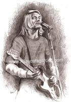 Kurt Cobain 2 by Alleycatsgarden