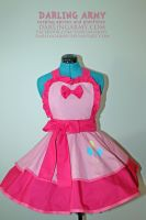Pinkie Pie -MLP- Cosplay Pinafore by DarlingArmy