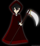 Re-Draw Request Grim Reaper The Third by CardGamePhantom