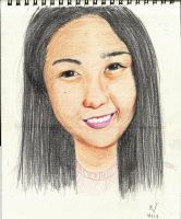 Jazz (Color Pencil) by TheR-tist