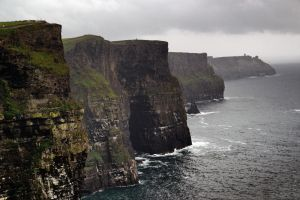 Cliffs of Moher by CitizenFresh