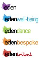 Eden Dance - Logos and Sub-brands by spud1077