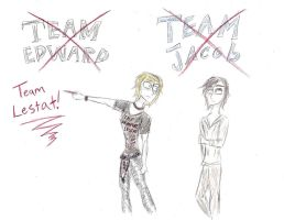 Team Lestat 1 by QuinnthePrincess