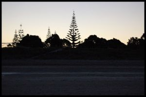 Long Bay by Dusk by lsax001