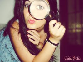 Magnifying glass by Didinha46