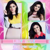 LucyHale by Perfect-Ousan