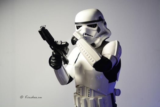 Starwars Stormtrooper by Kirchos