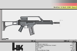 Heckler and Koch G36K by Gasteiz