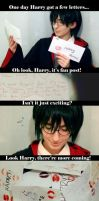 Harry Potter:Cursed Popularity by Green-Makakas