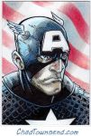 Captain America PSC by ChadTHX1138