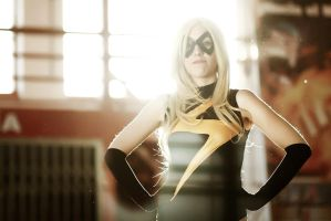 Ms Marvel cosplay by onlycyn