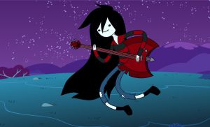 Marceline ! Adventure Time by CherryLove9