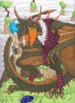 The Dragon Sage by vermithrax40
