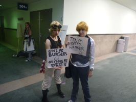Fun Hetalia Cosplay by OPlover