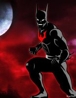 Batman Beyond by Nick-McD