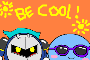 Be Cool by Evomanaphy
