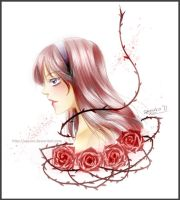 Try My paint: Scarlet by sayuko