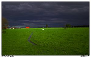 Storm over Ngatea by carterr