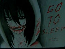 Jeff The Killer* by Gixnkxrlo