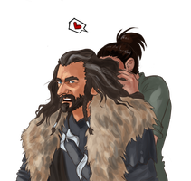 Thorin's Mane by CreativeImages