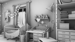 Babies Room 006 by AdamVorous
