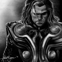 Thor by AnnieIsabel