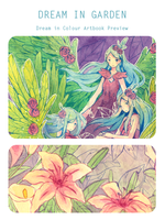 Dream In Garden Preview by onedayfour