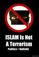 Islam is Not:thefreewolf by No-More-Ignorance