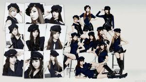 Girl's Generation - Mr. Taxi by Lissette8017
