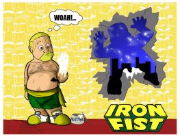 INMORTAL IRON FIST by ultimate-dam