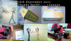 Look what i've got on my mail by Ranshiinsitha