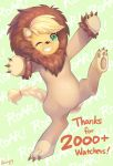 ROAR! -Thanks for 2000+ watchers! by amy30535