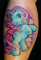My little pony by RAGDOLLTATTOOSbySAZ