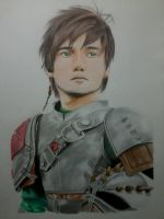 Hiccup Cosplay by edcarrascal