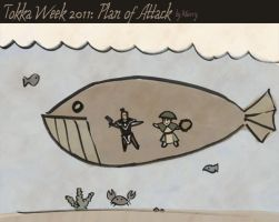 Tokka Week: Plan of Attack by Maivry