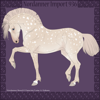 Nordanner Design 936 by BlueLadyAces