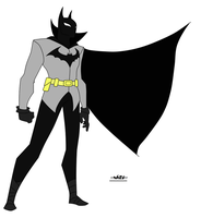 My Batman: Design 2 by NoXV