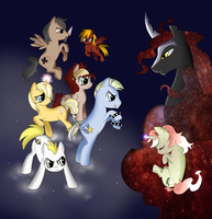 MLP: Across the Stars by Musapan
