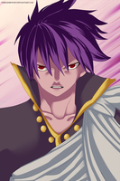 Zeref rage by iAbadon