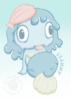 Clammy by katiesketch