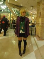 Alois Trancy Cosplay by DiscoverHiddenTalent