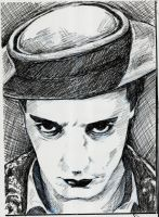 Buster Keaton by thirty-six