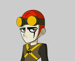 Blank Hair Meme for Jack Spicer by Chaos28561