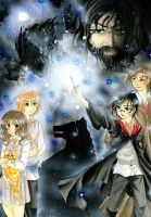 Harry Potter: The Prisoner of Azkaban by Larinelle