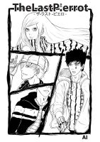 TheLastPierrot lineart cover 2 by thelastpierrot