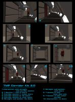 TMP Corridor Kit 2 by mdbruffy