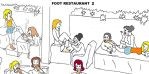 foot cannibal restaurant 2  789a742 by footeat