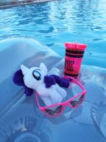 (MLP)Rarity's Summer Time by KrazyKari