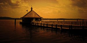 The Pier by buoptip